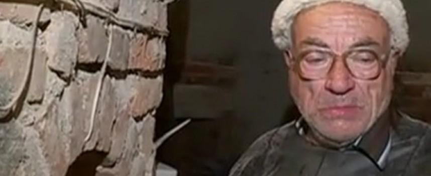 В Баня: Двама пенсионери почитат бог Тангра