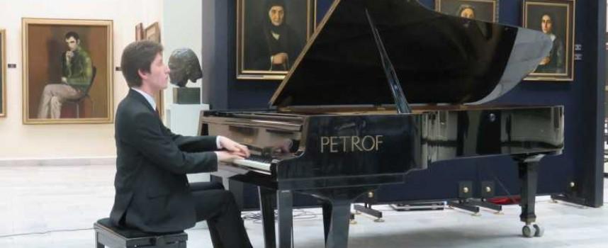 Тази вечер: Клавирен концерт на Емануил Иванов
