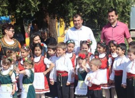 Карабунар: Иван Каменарски и Марин Рачев дадоха старт на събора