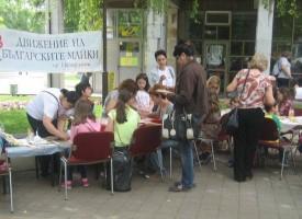 """Движението на майките организира """"Работилница за декупаж"""""""