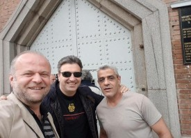 """""""Али Безсмъртния"""" пристига днес в Пазарджик"""