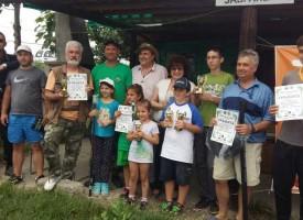 Караминова връчи награди на победителите в  състезанието по риболов на водоема край Звъничево