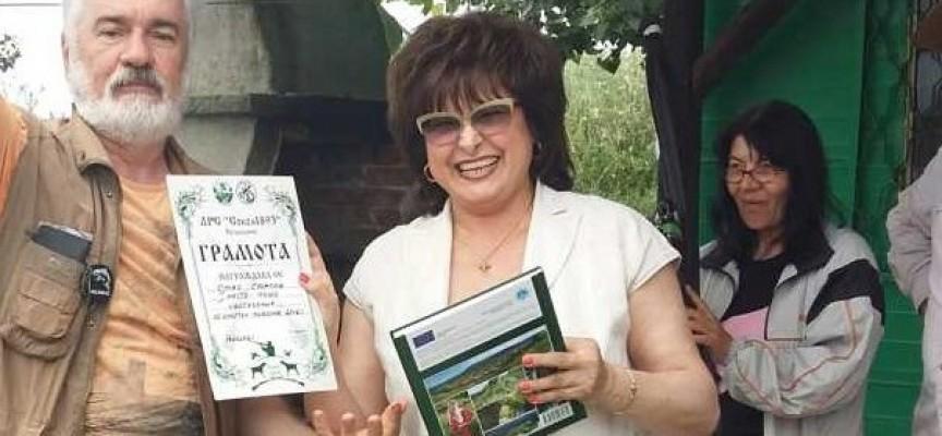 Гинче Караминова e новият областен секретар на ГЕРБ – Пазарджик