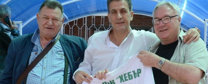 """Ветераните на """"Хебър"""" биха ветераните на """"Левски"""" с 4:1"""