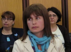 Журналистката Бисерка Трайкова стана част от общинския екип