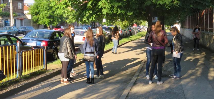 6 – ма зрелостници са с анулирани матури в Пазарджик и областта