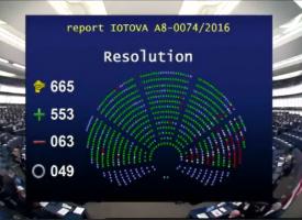 Европейския парламент гласува доклад на Илияна Йотова за планинските региони в Европа