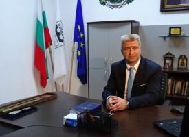 Кметът на Пещера замина на заседание в Брюксел