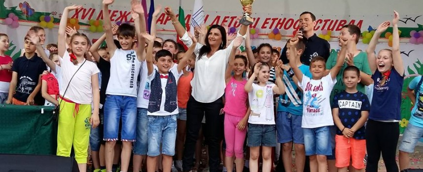 """Чудесниците от """"Чудесия"""" отново спечелиха голямата награда на национален фестивал"""