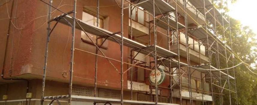 """УТРЕ: Режат лентата на първия саниран блок на бул. """"Г.Бенковски"""""""