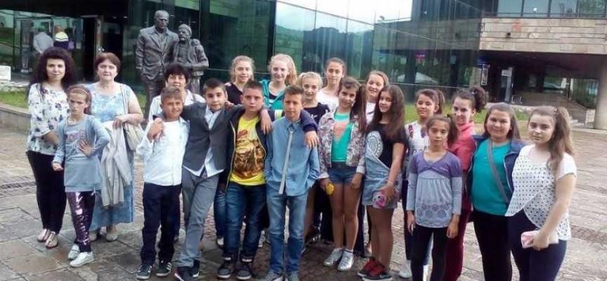 """Брациговски деца се представиха блестящо в конкурс """"Пусть всегда будет солнце"""""""