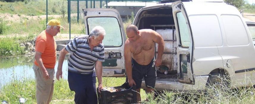 Състезание ще има на рибарника в Септември, но само за рибари от общината