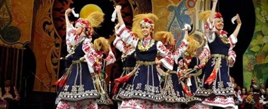 """Ансамбъл """"Филип Кутев"""" с концерт в Панагюрище"""