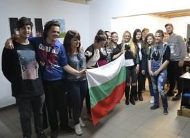 """Ученици от """"Химията"""" и Езиковата бяха в Румъния по """"Еразъм +"""""""