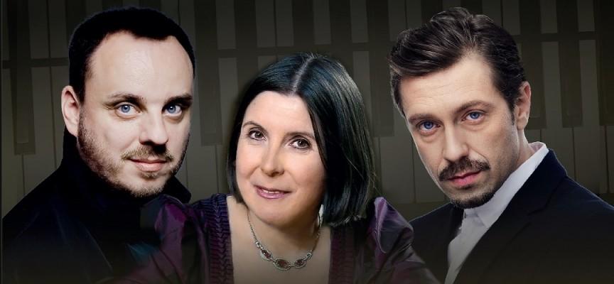 """На 22 юни: Калин Врачански разказва """"Хубавата Магелона"""" в компанията на Мария Принц и Матиас Гьорне"""