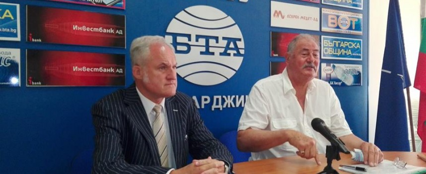 Жорж Ганчев е приет в болница със съмнение за инфаркт