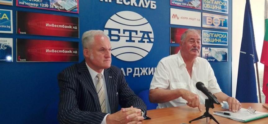 Жорж Ганчев и Кольо Парамов искат въздушна полиция и казарма