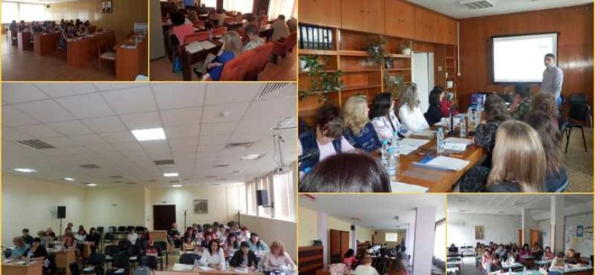 Областният информационен център приключи срещите в общините