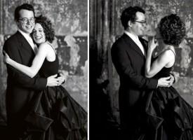 В Пазарджик: Булка се венча в черна рокля като Сара Джесика Паркър