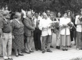In memoriam: Музеят в Пазарджик почете Надя Тодорова с архивна снимка