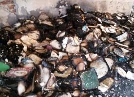 Ето това остана от читалището в Мененкьово, помогнете да го възстановим