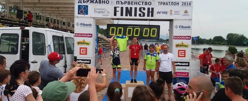 """3 златни медала и общо 14 отличия за СК""""Шампион"""" от Пловдив"""