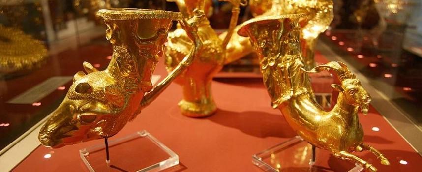 Панагюрското злато се връща у дома