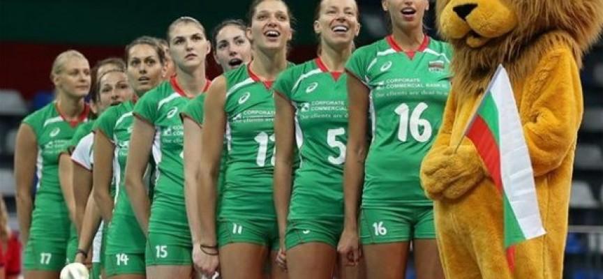 Националките по волейбол тренират на Белмекен