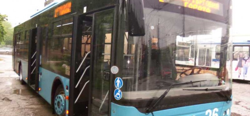 В неделя: Заради профилактика автобуси заменят тролеите по линии 1 и 1Е
