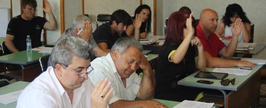 В Септември: Съветниците приеха Стратегия за развитие на образованието