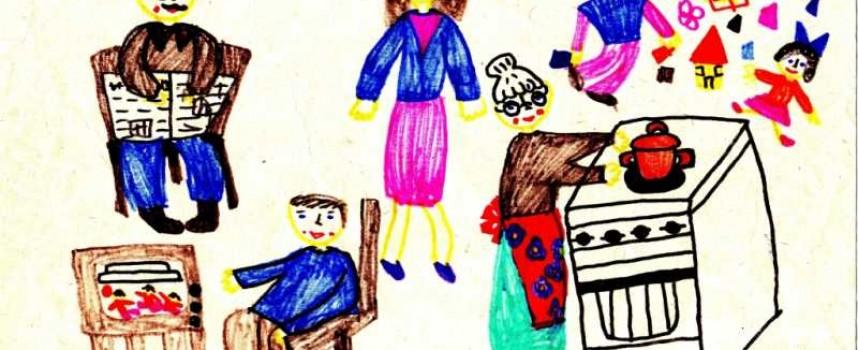 Приложна психология: Детските рисунки казват много, умеем ли да ги разчитаме?