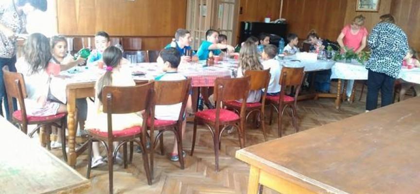 """В Брацигово: Петнадесет се включиха в първия ден на """"Лятната ваканционна програма за деца"""""""