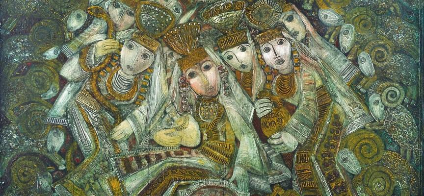 Пратихме четири творби на Нерон за Национална изложба в София
