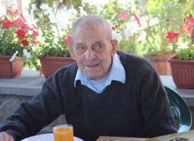 Темелко Лазаров от Симеоновец навърши 102
