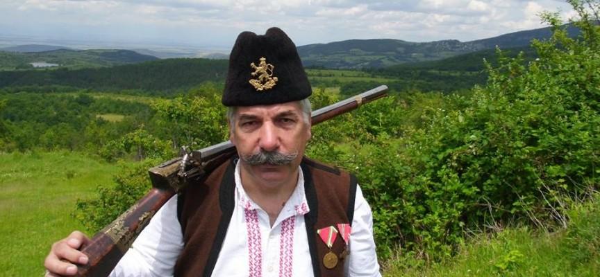 Равногорският хайдутин Нейчо Дечев празнува днес имен ден
