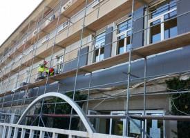 Инж. Серьожа Лазаров: Стартирахме ремонта на училището в Калугерово