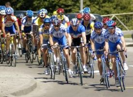 В неделя: От 9 до 13 ч. състезание по колоездене от Главиница до Пещера