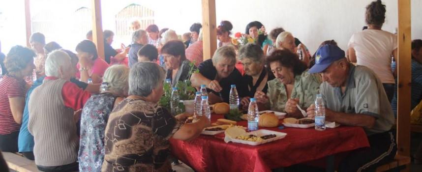 Марин Рачев даде благотворителен обяд в Ковачево за Св. Марина