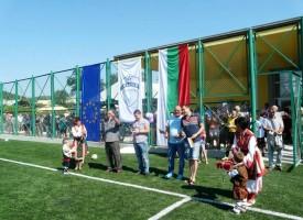 Стадионът в Калугерово навърши година, готвят изненанада за посетителите довечера