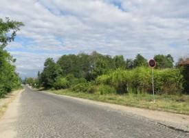 На вниманието на АПИ: Напръскаха със спрей знака, за забрана на камиони над 10 т., преди моста в Бошуля