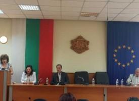 Гинче Караминова откри регионалната среща за иновационна стратегия