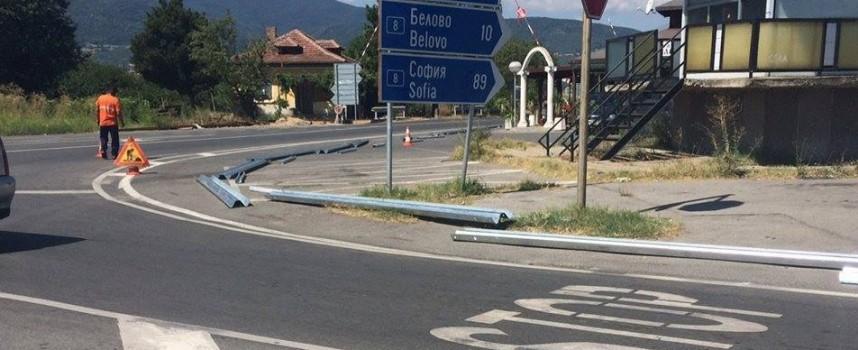 """""""Пътна полиция"""" ви чака в общините Белово и Септември, шофирайте разумно"""