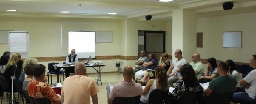 Експерти разискват специализирани програми за работа със затворници