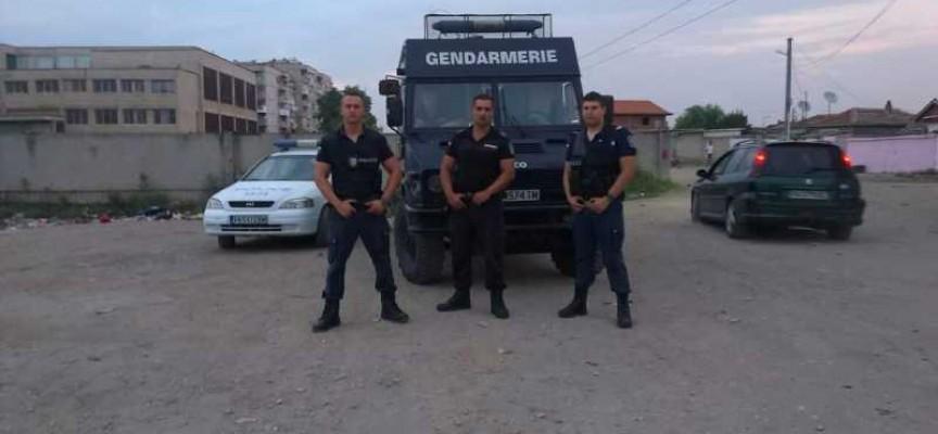 """Жандармерия от Пловдив ще патрулира в кв. """"Изток"""""""