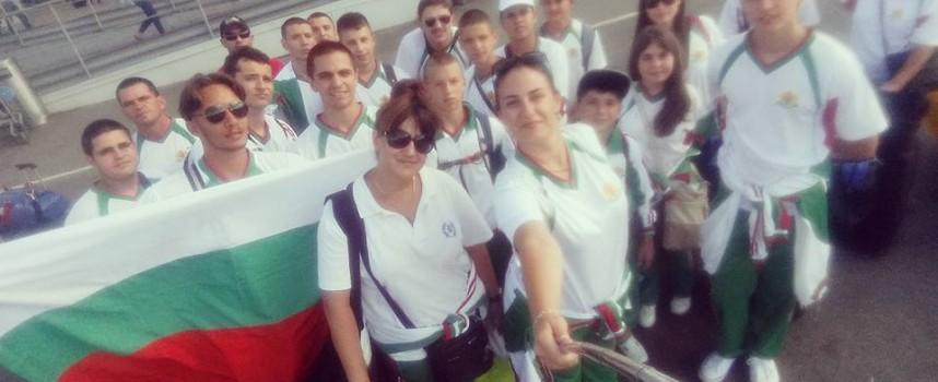 """""""Витязи – Хан Аспарух"""" отново са на лагер в Русия"""