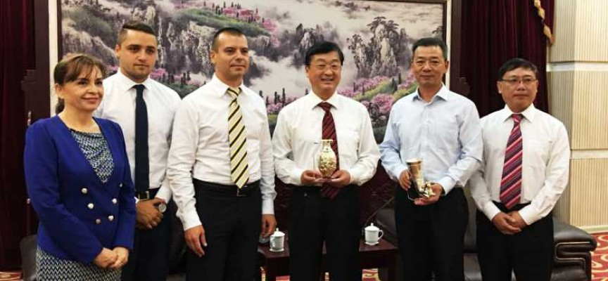 Пазарджишка делегация посети Анхуей, сключихме Меморандум за сътрудничество