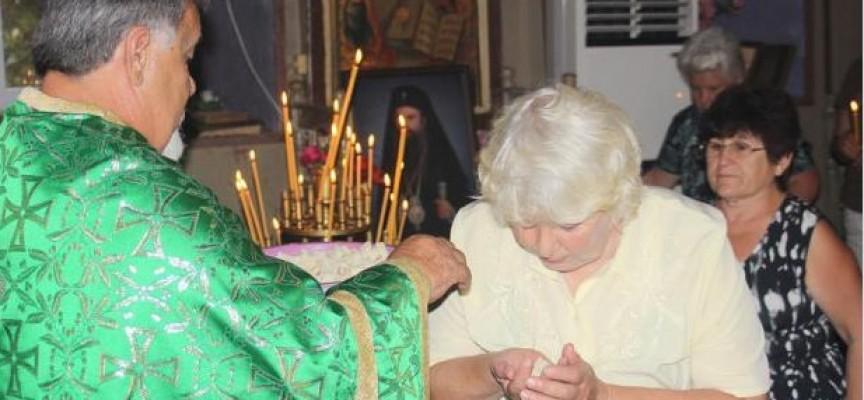 """Православните в Ковачево получиха празничен обяд в църквата """"Свети Георги"""""""