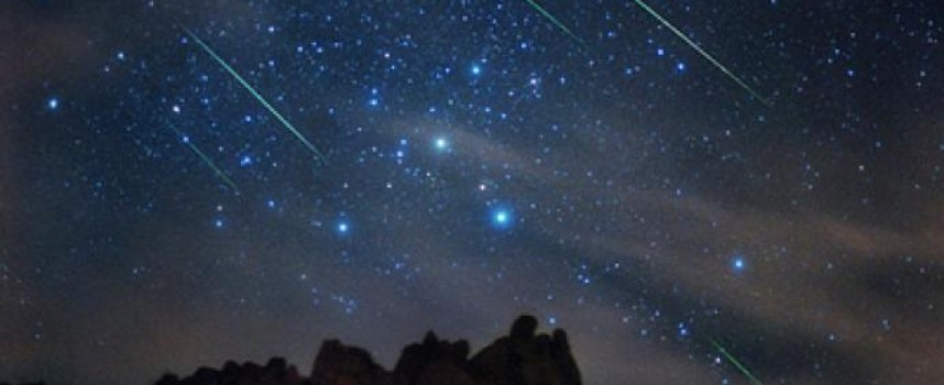 Вдигни очи: От тази нощ падащите звезди валят над главите ни