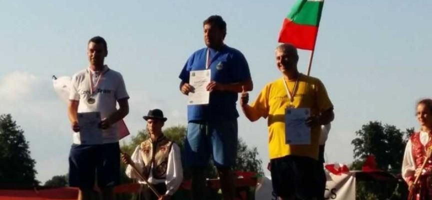 Митко Димитров стана европейски шампион в Унгария, Петко Петков спечели бронз
