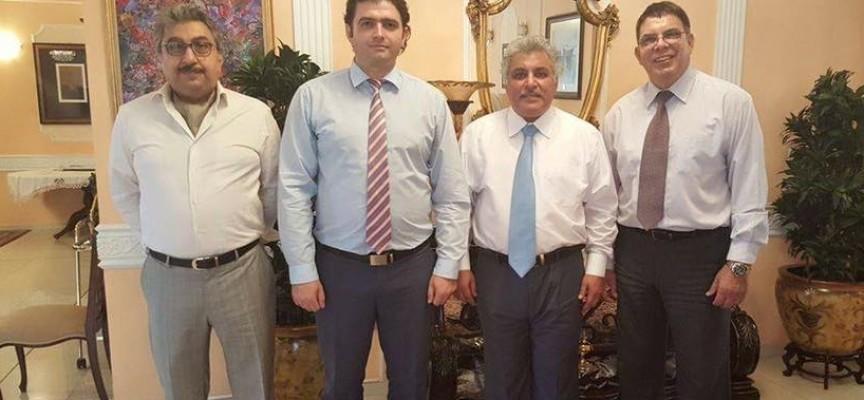 Кметът на Стрелча обсъди възможностите за инвестиции с посланика на Кувейт